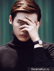 Lee Jong Suk для High Cut Vol. 108 Extra