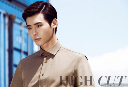 Lee Jong Suk для High Cut Vol. 108