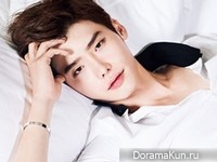 Lee Jong Suk для Singles Korea September 2013