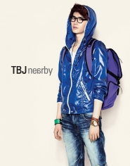 Lee Jong Suk для TBJ Nearby Spring 2011 Catalogue