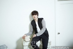 B1A4, Lee Jong Suk для Vogue Girl Korea March 2012