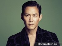 Lee Jung Jae для ARENA HOMME PLUS September 2012