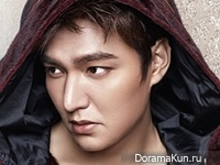 Lee Min Ho для Esquire Korea September 2013 Extra 2