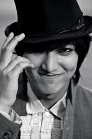 Lee Min Ho для Vogue Korea: Style Star