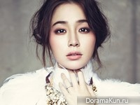 Lee Min Jung для Elle Korea September 2013 Extra 2