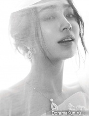 Lee Min Jung для Elle Korea September 2013 Extra 3
