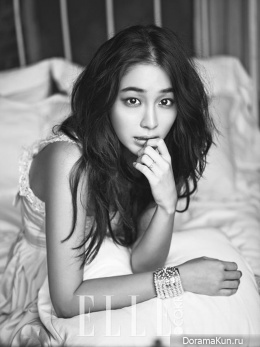 Lee Min Jung для Elle Korea September 2013 Extra