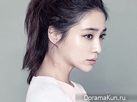 Lee Min Jung для Vincis Bench F/W 2014 Extra
