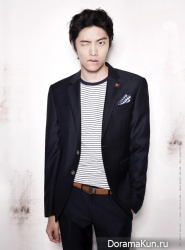 Lee Min Ki для The Class Fall 2012 Ads