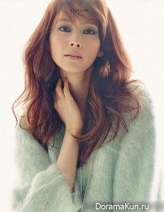 Lee Na Young для Elle Korea September 2013 Extra 2