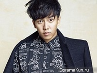 Lee Seung Gi для CeCi Korea October 2013