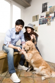 Lee Seung Gi для Edwin Spring 2010 Catalogue