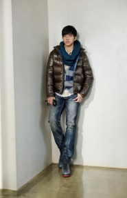 Lee Seung Gi для Edwin Winter 2009 Catalogue