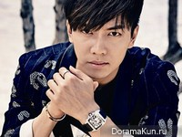Lee Seung Gi для Esquire Korea August 2013