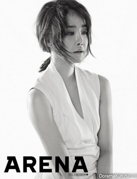 Lee Si Young для Arena Homme Plus October 2013