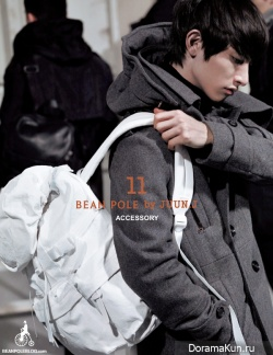 Lee Soo Hyuk для 11 Bean Pole by Juun.J Accessory