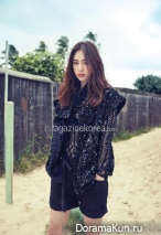 Lee Yeon Hee для Harper's Bazaar April 2014