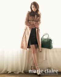 Lee Yeon Hee для Marie Claire Korea May 2012