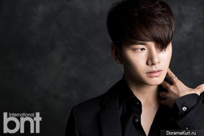 Lee Yi Kyung для BNT International June 2014