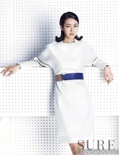 Lee Yo Won для SURE March 2013