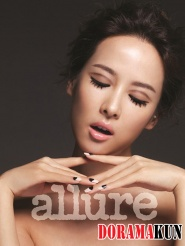 Lee Yoon Ji и др. для Allure Korea August 2012