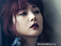 Lee Young Ae для W Korea November 2013