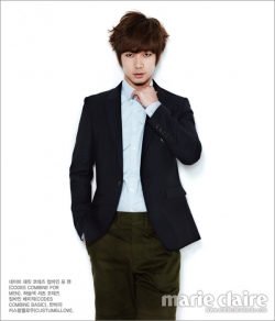 MBLAQ для Marie Claire Korea April 2012