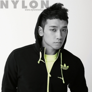 Rain, MBLAQ для Nylon Korea October 2009