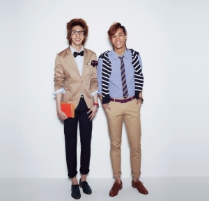 MBLAQ для TBJ Nearby Spring/Summer 2010 Ad Campaign