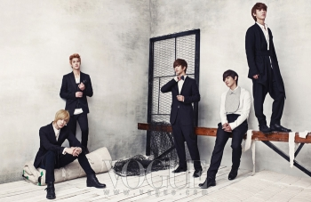 MBLAQ для Vogue Korea February 2011