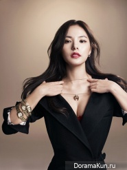 Min Hyo Rin для Aigner Watches 2012 CF