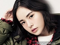 Min Hyo Rin для Vogue Girl Korea November 2013