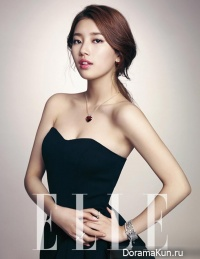 Suzy (Miss A) для Elle Korea November 2013