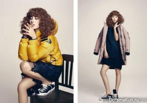 Suzy для High Cut Vol. 89 Extra