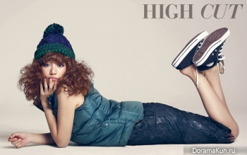 Suzy для High Cut Vol. 89