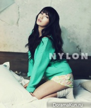 Miss A для Nylon Korea March 2012