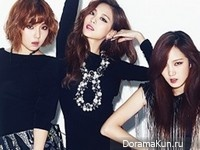 Miss A для The Star Korea October 2013
