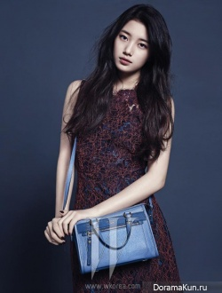 Suzy (Miss A) для W Korea December 2013 Extra