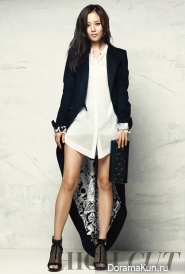 Moon Chae Won для High Cut Vol. 86