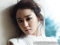 Moon Geun Young для Harper's Bazaar November 2012 Extra