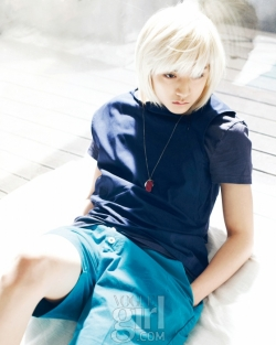 NU'EST для Vogue Girl May 2012