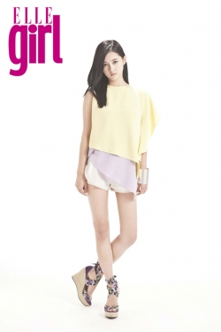Nam Bo Ra для Elle Girl Korea April 2012
