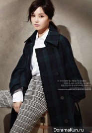 Nam Gyu Ri для SURE Korea September 2013 Extra