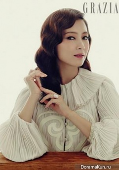 Nam Sang Mi для GRAZIA Korea September 2013 Extra