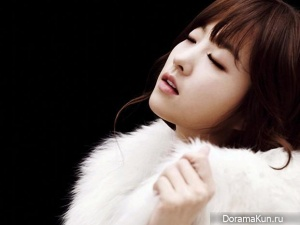 Park Bo Young для Esquire January 2013