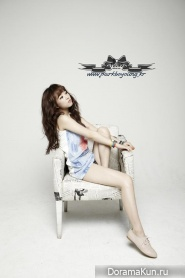 Park Bo Young для PARKBOYOUNG.KR