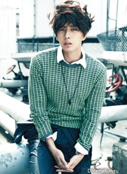 Park Hae Jin для CeCi April 2013