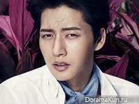 Park Hae Jin для Elle Korea May 2013