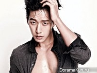 Park Hae Jin для Esquire March 2013