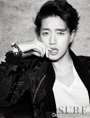 Park Hae Jin для SURE April 2013